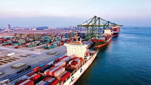 福州江阴港城经济区: 现代化港口城市加速崛起