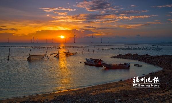 看开渔盛况赏无敌海景 这个夏天打卡沙埔网红景点