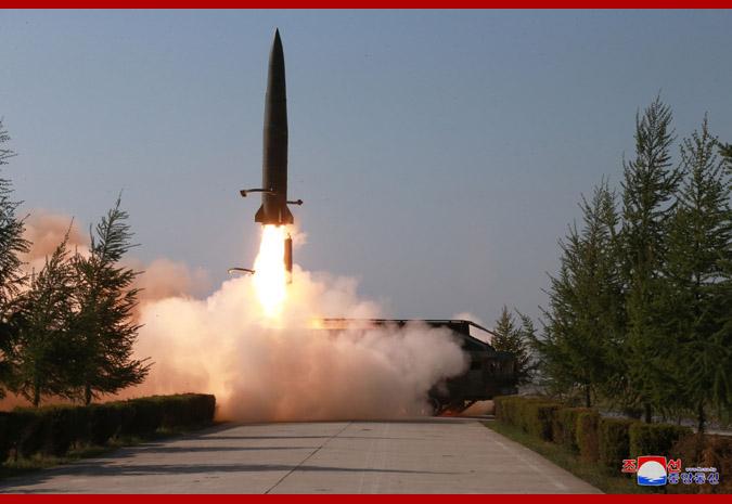 朝鲜发射两枚导弹怎么回事 朝鲜发射两枚导弹是什么导弹?