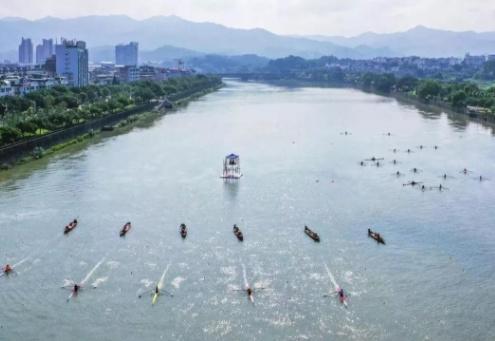 福建省青少年赛艇锦标赛落幕 宁德队获4金1银3铜