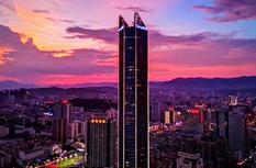 美炸!福州绚烂多彩的晚霞刷屏!