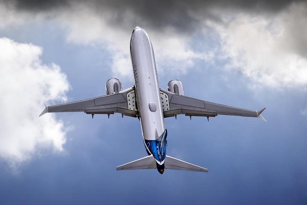 波音新财报净亏损为29.42亿美元:737 Max或停产