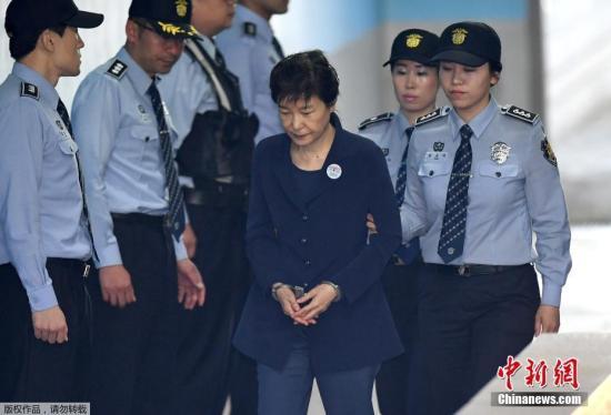 總刑期長達32年 樸槿惠受賄案二審宣判結果出爐