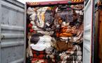 斯里兰卡将退还英国垃圾