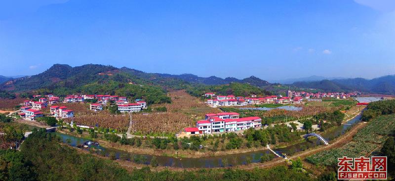 漳州南靖坪埔村:村子變美 百姓變富