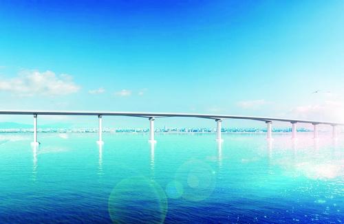 厦门第二东通道今起全线施工 计划于2022年建成