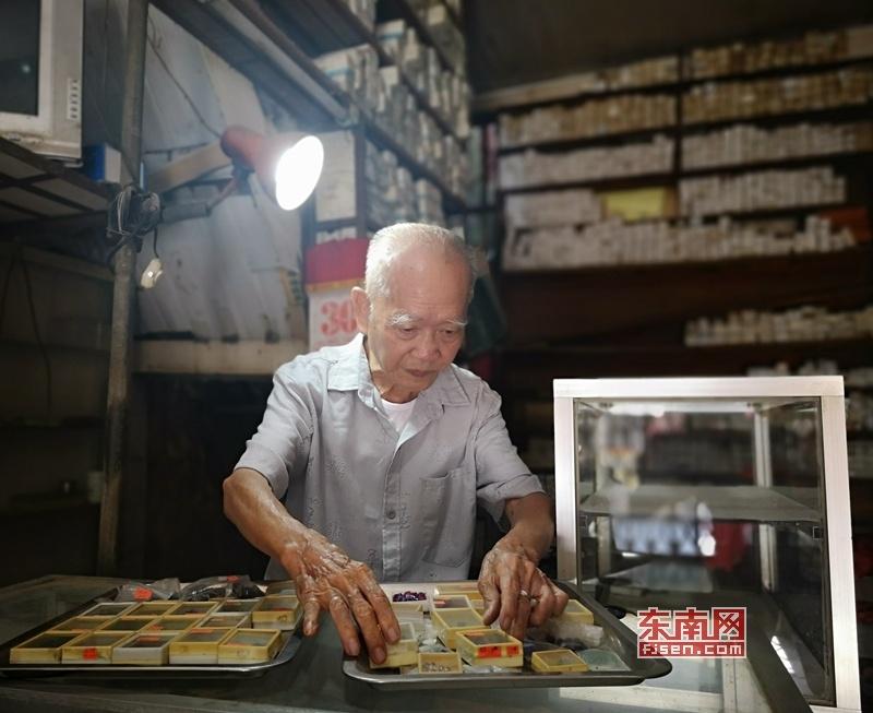 漳州这家老店铺 百年来它靠诚信立于世