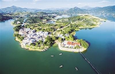 云霄龍鏡村:打響凈水戰役 守住美麗鄉愁