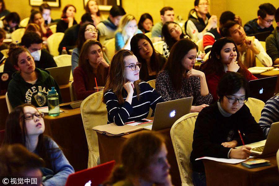教育部:中外学生趋同化管理严肃处理违规留学生