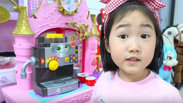 韩6岁网红Boram买5千万豪宅 韩6岁网红Boram是怎么赚钱的