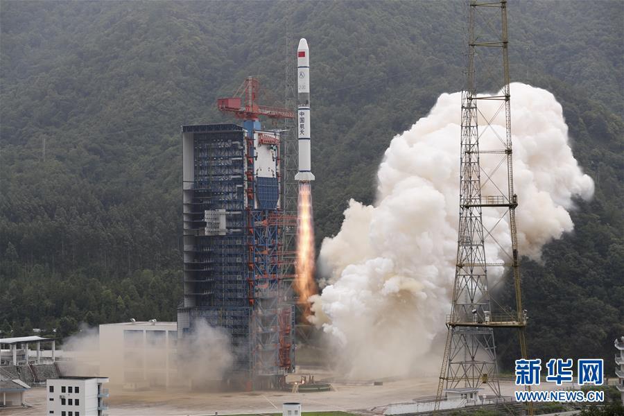 (科技)(2)我国成功发射遥感三十号05组卫星
