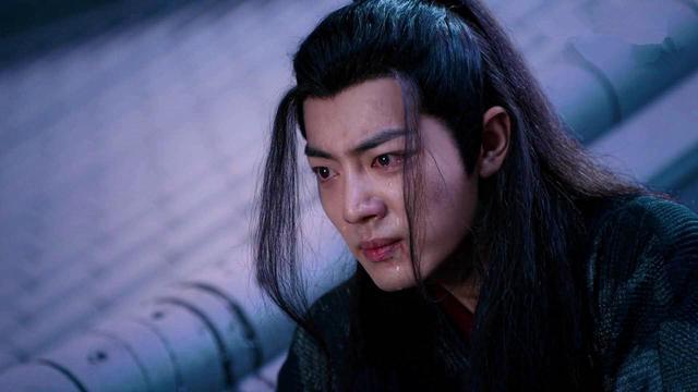 韩商言哭戏,被人吐槽满屏透着尴尬,果然李现的火归功于杨紫?