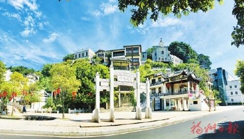 福州马尾区:留存传承船政遗产 弘扬发展船政精神