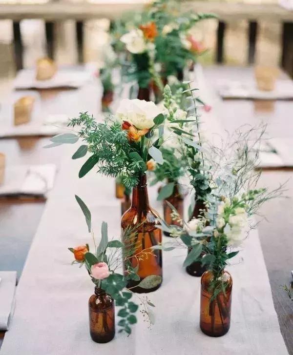 那些被你忽略的婚礼细节 竟可以如此唯美!