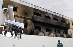 京都纵火案死者增至35人