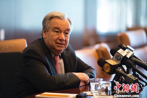 聯合國秘書長譴責極端組織針對尼日利亞平民襲擊