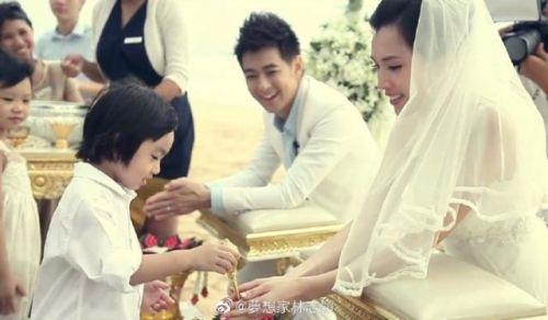 林志颖结婚纪念日是几月几号的?林志颖结婚纪念日发文说了什么