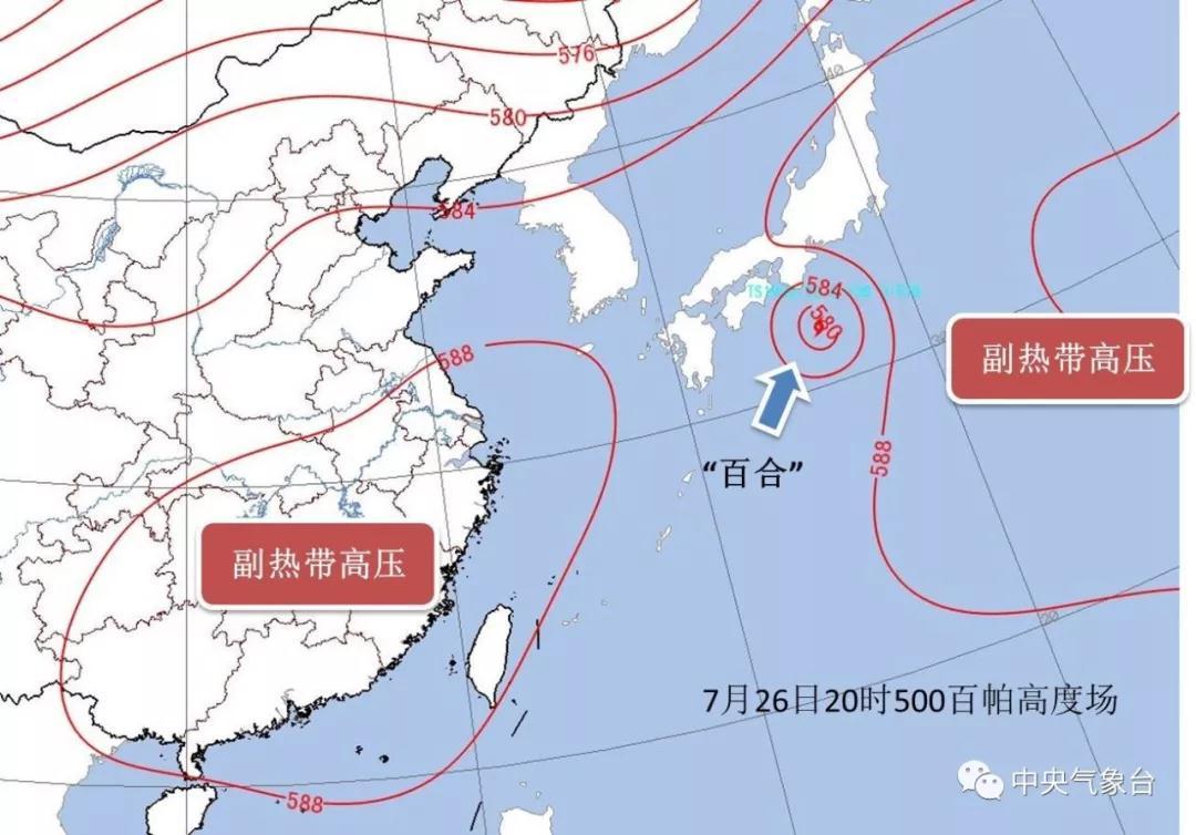 7号台风或于近日生�色大�成!福州能指望它降降温吗?