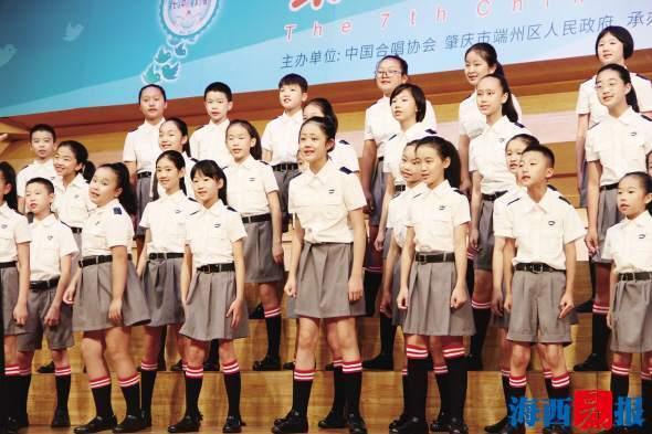 两金一银!厦门多个童声合唱团在全国性比赛中斩获佳绩