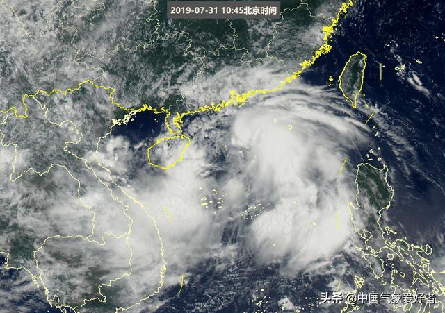 七号台风韦帕实时路径图最新,七号台风韦帕最新消息登陆地点在哪