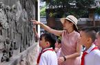 福州金山小学生感受闽都文化 丰富暑期生活