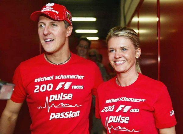 舒馬赫觀看F1轉播 舒馬赫現狀 與人溝通依舊困難