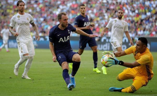 皇马0-1不敌热刺 马塞洛乌龙助攻凯恩破门