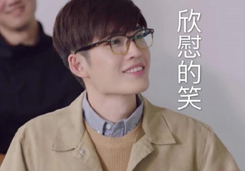 亲爱的热爱的:郑辉曾是厦大校草 寸头照帅到你不敢认