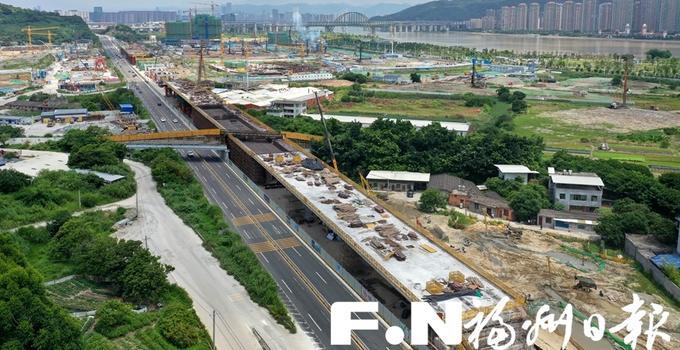 福泉高速公路连接线启动拓宽改造