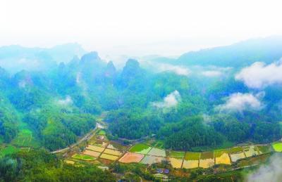 """福建:摸清生态家底,给绿水青山""""标个价"""""""