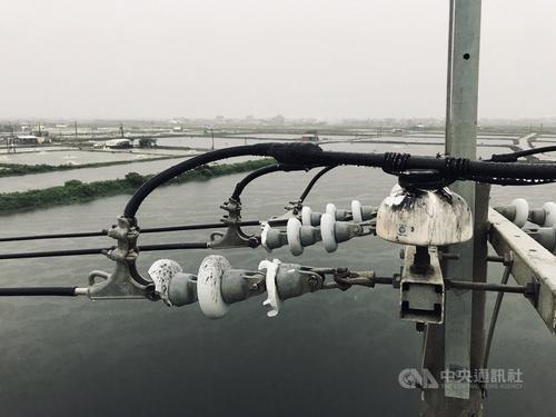 台湾高雄大雷雨致逾8000户停电 已全部恢复供电