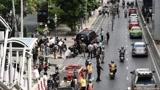 曼谷发生多起小型爆炸