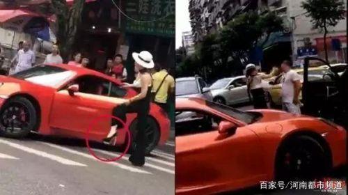 重庆保时捷女司机丈夫童小华个人资料曝光 保时捷女司机事件最新进展