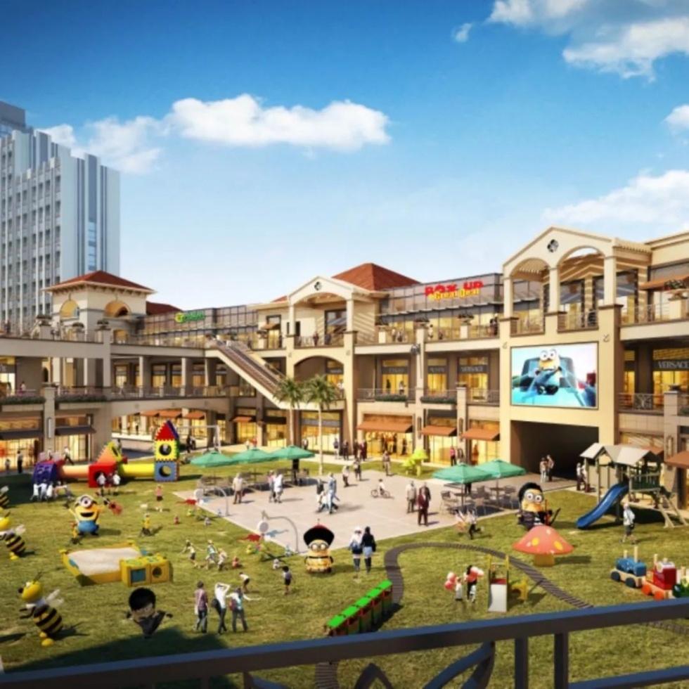 都在地铁沿线!福州这个片区将新增2个综合体!