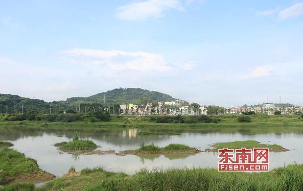 莆田仙游县水利局大力开展木兰溪流域综合治理