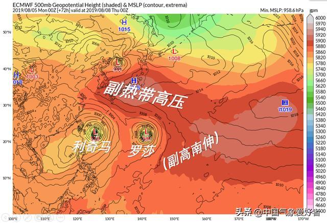 台风组团!10号台风罗莎即将生成,它是台风利奇马的导演之一