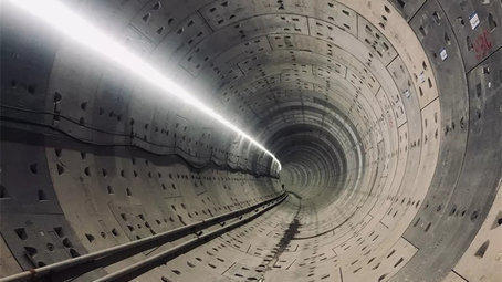 你见过福州地下18米的世界吗?