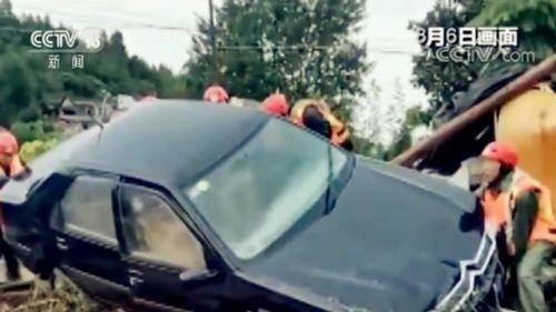 湖北十堰发生山洪最新消息8人遇难 湖北十堰发生山洪现场图曝光