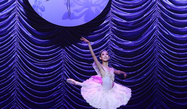 挖掘世界芭蕾新秀 首届厦门国际芭蕾比赛成功举办