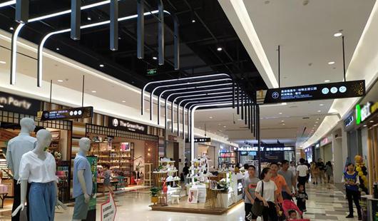 上街中心商圈升级改造 70家品牌但是欧厉青怎么会找到这里来店首次进驻闽侯