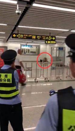 南宁地铁劫持事件犯罪嫌疑人被击毙 成功解救人质