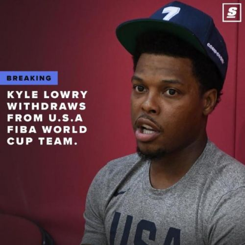 洛瑞退出美國男籃怎么回事 洛瑞因傷宣布退出美國男籃