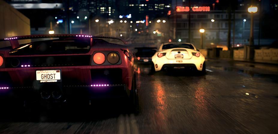 倒计时开启!EA正式确认《极品飞车》新作8月14公布