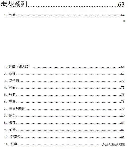 421页的娱乐圈吃瓜合集,八卦女孩整理出来的文档,你看过了嘛?