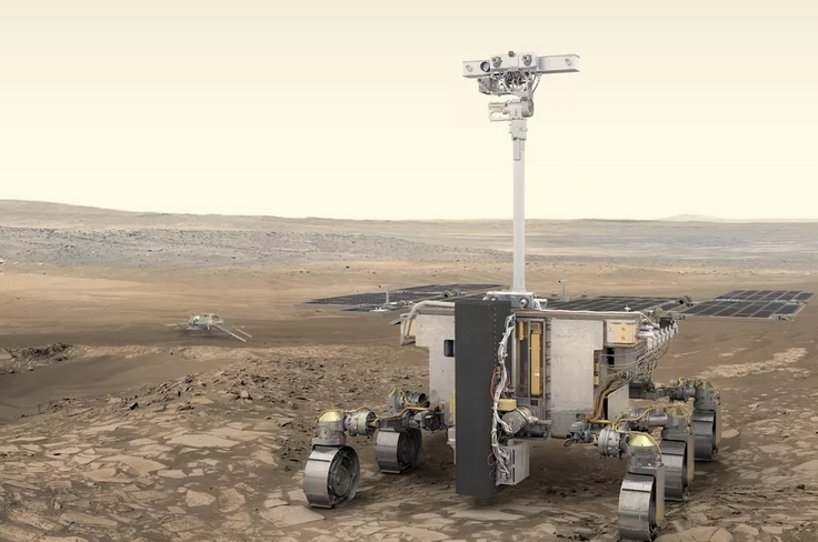 降落伞测试连续两次失败 欧俄火星计划遇阻