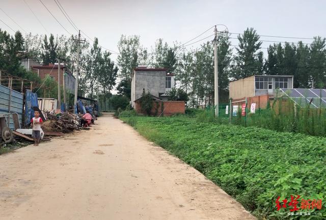 北大三次退档考生所在村庄:年轻人多外出打工