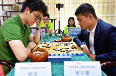 中国围棋男子甲级联赛:厦门3比1胜天津
