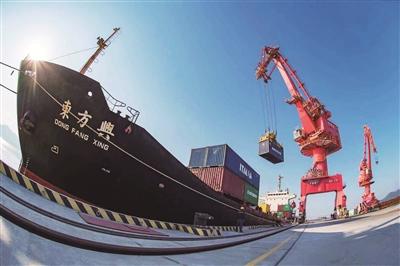 平潭多舉措推動航運產業蓬勃發展 船舶運力全省第一這樣煉成