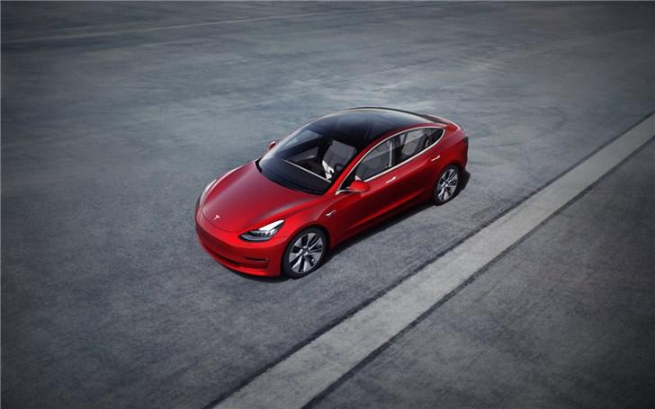 特斯拉Model 3韩国开卖,政府补贴后仅19万元
