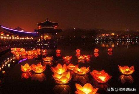 """中元节将至,""""七月半""""是什么意思,在民间中元节有哪些禁忌?"""